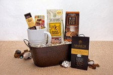 Espresso Yourself Organic Gift Basket