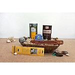 Evening Rest Organic Gift Basket