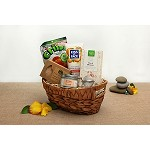 Just Peachy Organic Gift Basket