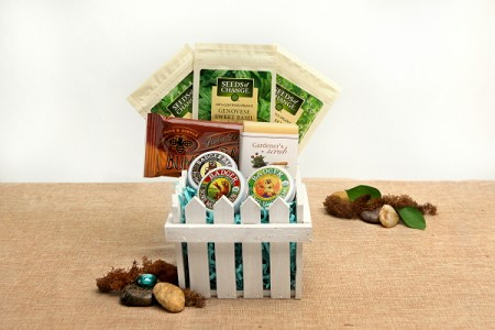 How Green is Your Garden Organic Gift Basket