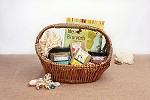 La Dolce Vita All Natural Spa Gift Basket
