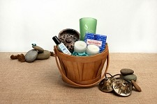 Mantra Organic Yoga Basket