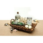 Sereni-tea Organic Spa Gift Basket