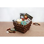 Stress Be Gone Organic Gift Basket