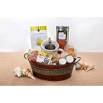 Tea Lovers Organic Gift Basket