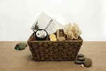 Zen-sational Organic Spa Gift Basket